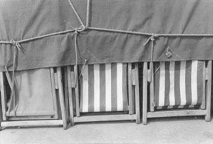 Deckchairs, Blackpool